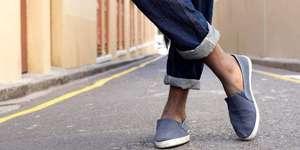 Akibat Pakai Sepatu Tanpa Kaus Kaki