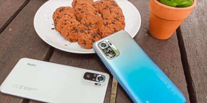 Handhone Xiaomi Redmi Note 10s Masuk Pasar Tanah Air